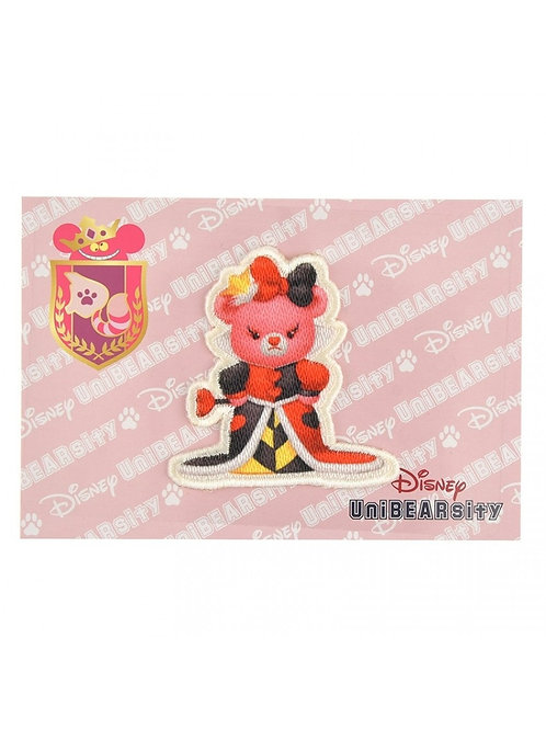 Embroidery DIY Sticker Collection - Alice In Wonderland Unibearsity Red Queen