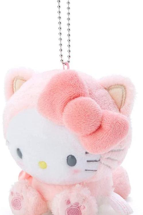 Plushie Keychain Collection - Sanrio Hello Kitty Kitten Cat plushie keychain