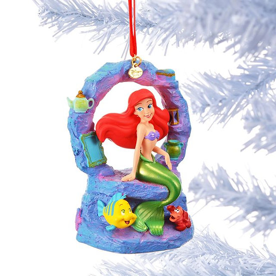 Home Decoration Collection - Little Mermaid - Ariel Singing Ornament 2015