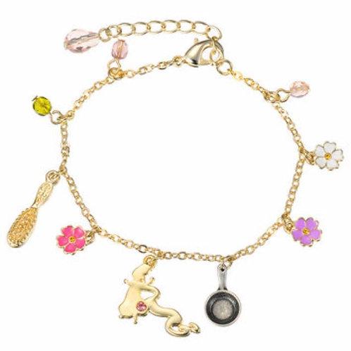 Bracelet series : Rapunzel Flower Bracelet