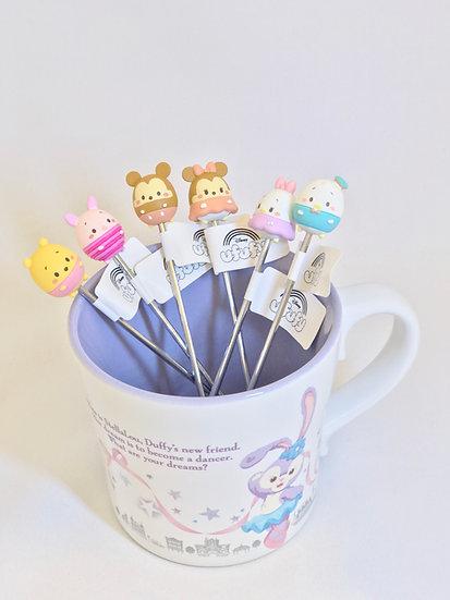 Kitchen Homeware-  Ufufy Cloud Series Tea spoon and fork .