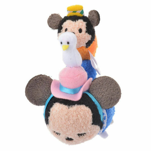 Old Series Tsum Tsum - Mickey Minnie Mouse of Youth Notebook Tsum Tsum
