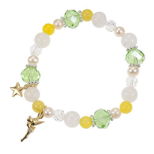 Natural Stone Series : Twinkle Bell natural stone  cheerful & Energetic Bracelet