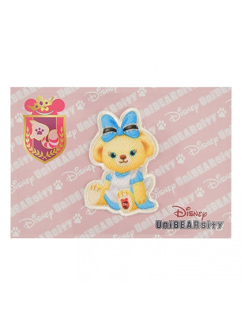 Embroidery DIY Sticker Collection - Alice In Wonderland Unibearsity Alice