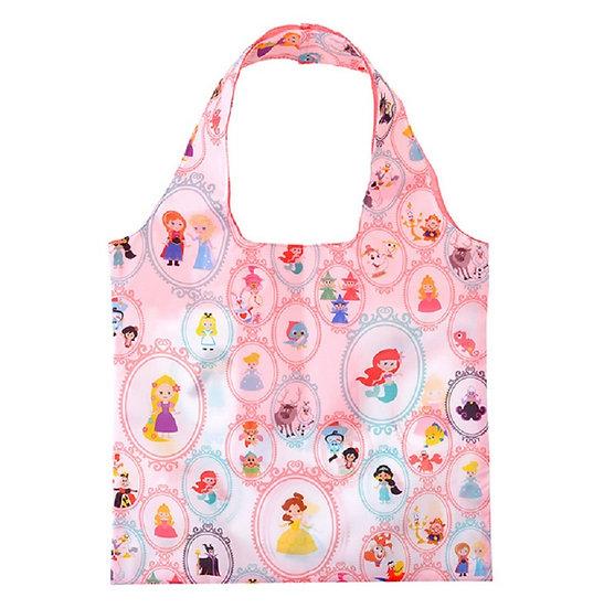 Eco Foldable Tote Bag Collection  : Disney Princess Mini Doll Tote Bag
