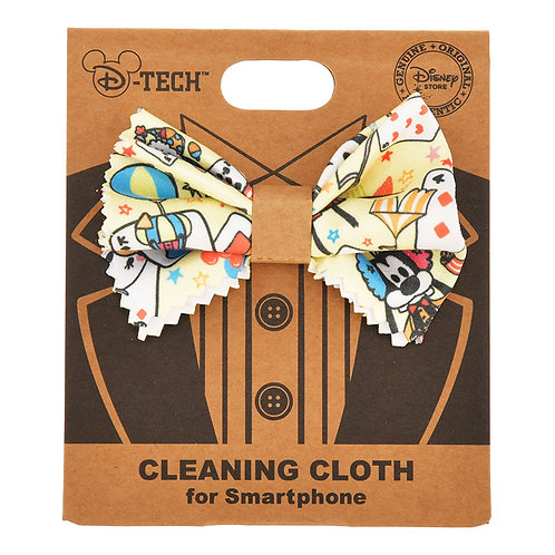 Tools & Stationary - Mickey & Friends Circus Bow Screen Cleaning Cloth