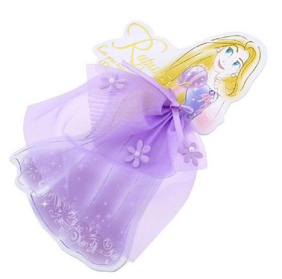 Rapunzel Flora Blessing card