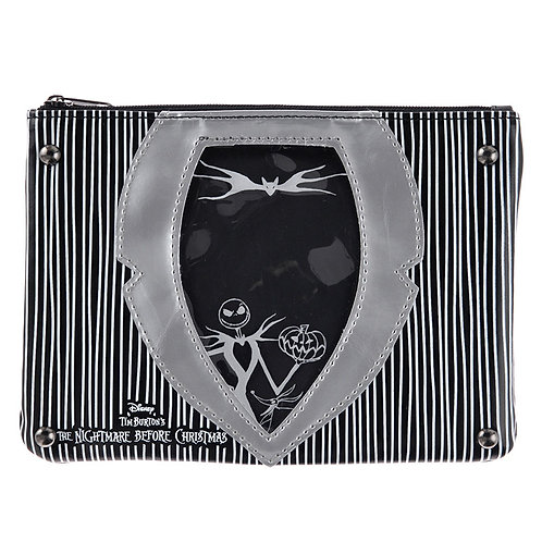Make-up Pouch Collection : Tim Burton Nightmare Before Christmas pouch