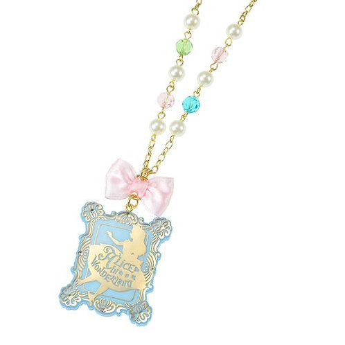 Necklace Series - Angelic Pretty Alice in Wonderland Special Edition necklace