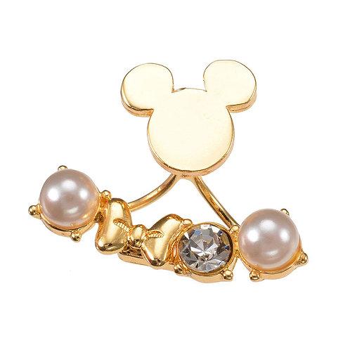 Simple One Earring series - Mickey 2 way earring