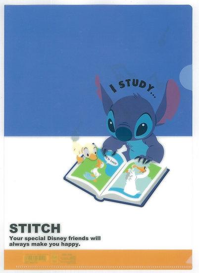File Collection - Lilo & Stitch - Little Lost Ducking File (01pc)
