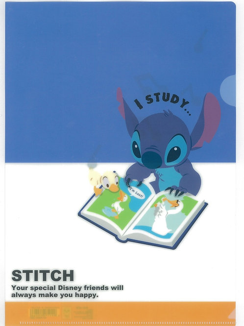 File Collection - Lilo & Stitch - Little Lost Ducking File (01pc)