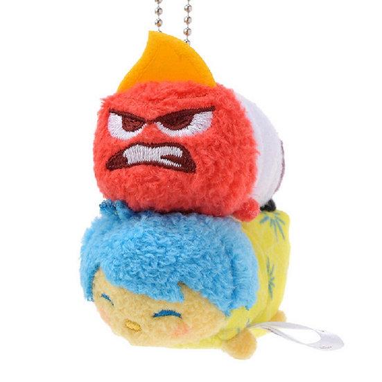 Tsum Tsum Stack Stack -Inside Out : Anger & Joy