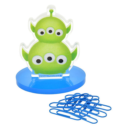 Tsum Tsum Magnet series - Toy story Alien Magnet Clip holder