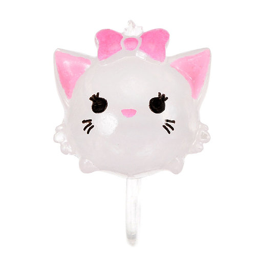 Single Earring series - Tsum tsum Marie Cat