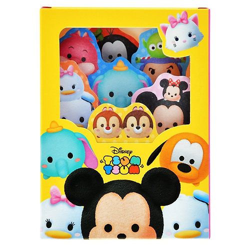 Memo Collection - Tsum Tsum Memo Sticky Pad Box Set