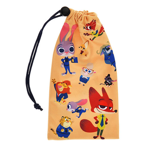 Mobile Case Pouch Collection:  Zootopia Cleaner phone Case