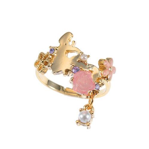 Ring Series : Tangled - Rapunzel Flower of Dream Ring