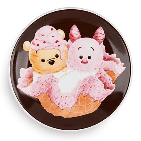 Tsum tsum Cake Dish Series : Pooh & Piglet