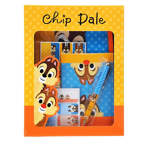 Tools & Stationary - Chip and Dale Summer Writing Set with Pouch