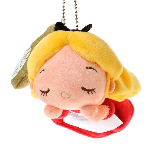 Plushie Keychain Series :Alice in wonderland Alice Sleeping Time Keychain
