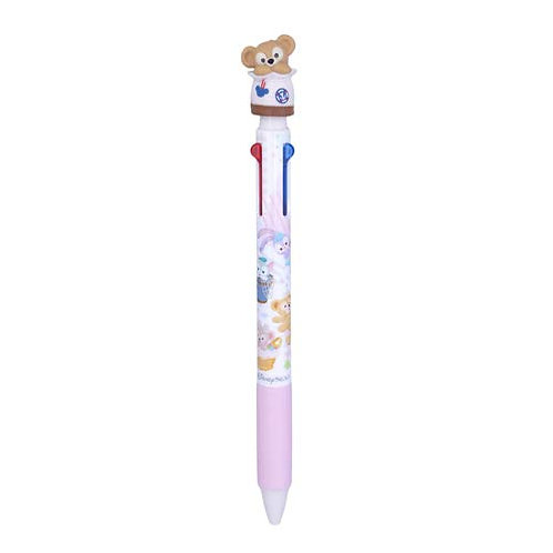 Ball Pen Series- Duffy Hide and Seek Tokyo Disneysea Multi Color Pen