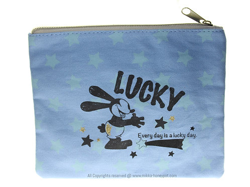 Make Up Pouch Collection : Oswald the Lucky Rabbit Make up Pouch