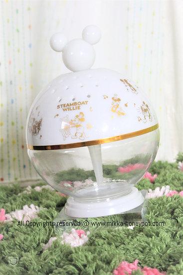 Home Decoration - Disney Mickey White Sega USB Aroma Humidifier