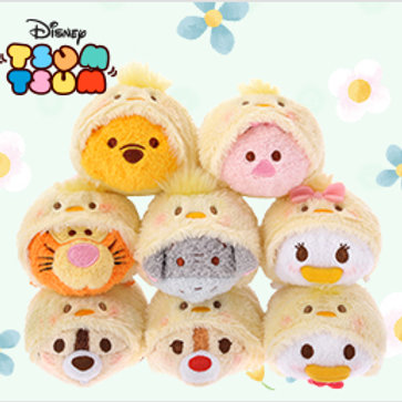 Tsum Tsum Set Collection - EASTER 2016 Series Tsum Tsum Set