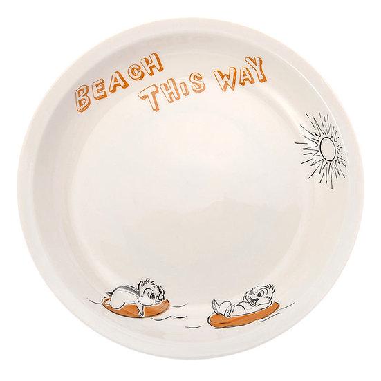 Kitchen Homeware - Chip & Dale Beach Pasta Bowl