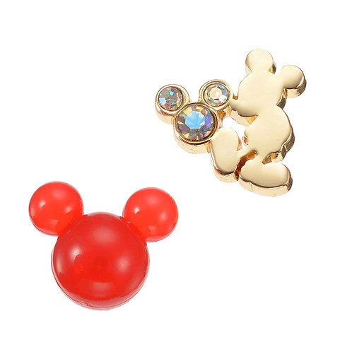 Single Earring series -  Reversible Mickey Fun