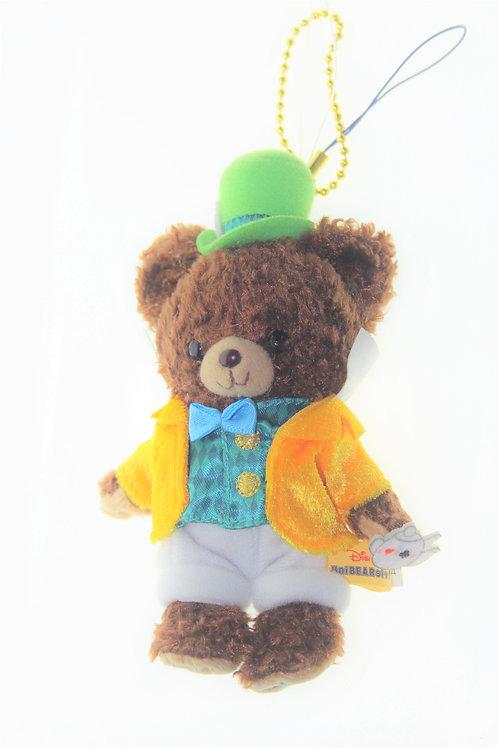 Unibearsity Keychain Collection - Mocha Unibearsity , Alice in Wonderland