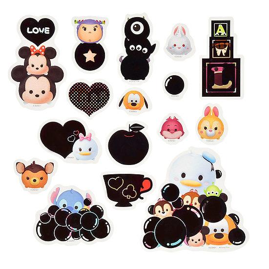 Decoration Sticker Collection - Sticker bath for Tsum Tsum
