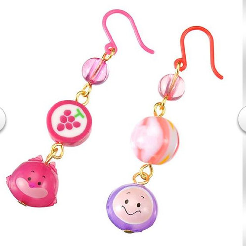 Earring Collection : Tsum Tsum Candy Alice in Wonderland Sweet Earring