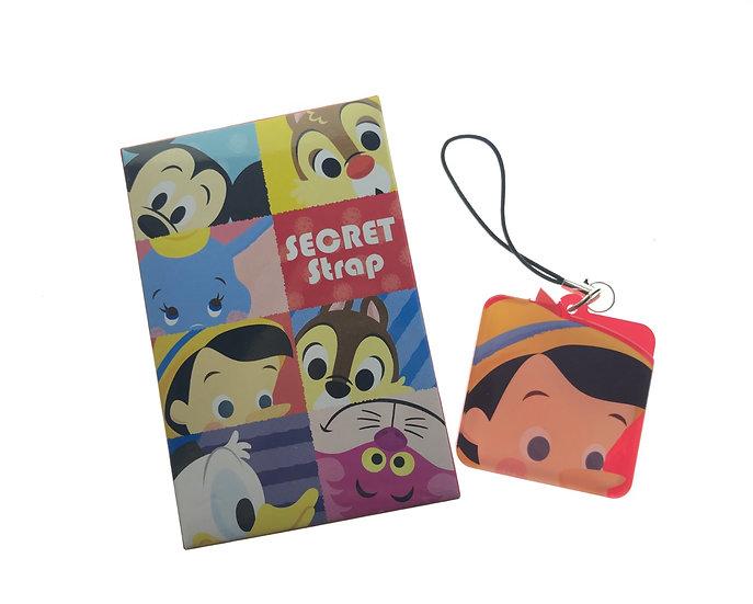 TOY Collection - Secret Strap Friend! Series : Pinocchio