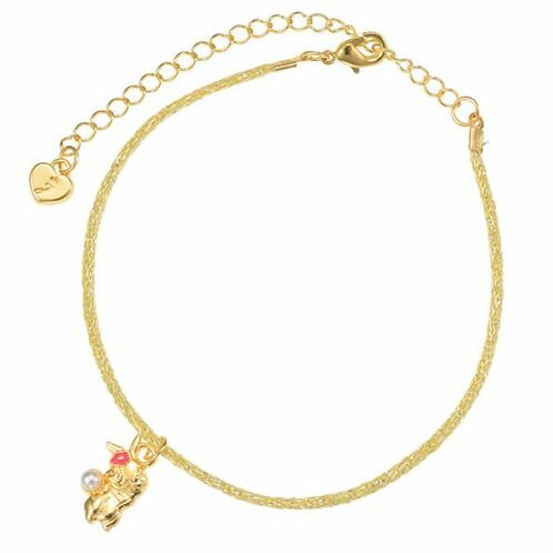 Princess Bracelet Series: Lucky charm Miss Bunny
