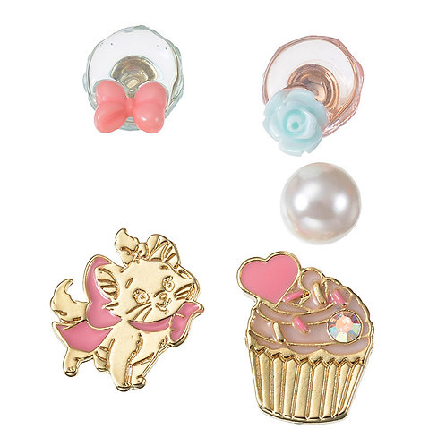 Earring Set Collection : Marie CAT DAY 2018 cake Sweet Earring Set