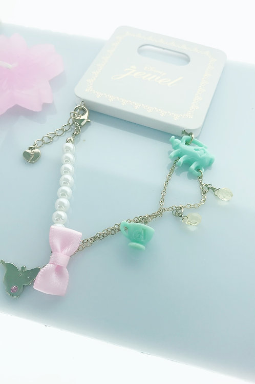 Bracelet series : Alice in Wonderland Tea Party Bracelet