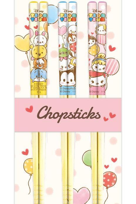 Kitchen Cutlery Homeware - Tsum Tsum Lovely Chopstick set