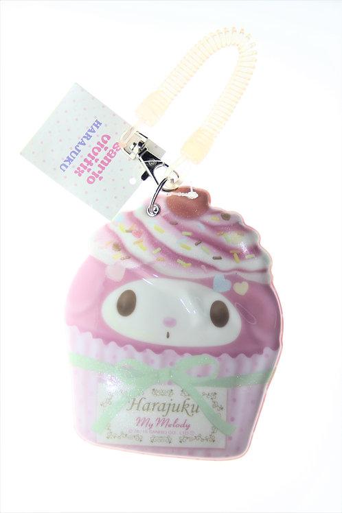 Card Case Collection : Sanrio Harajuku My Melody Cupcake