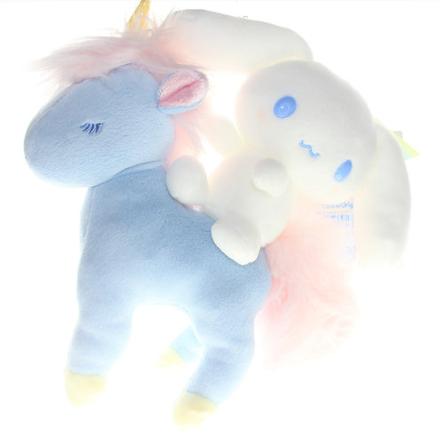 Sanrio Pop Out Event Limited Edition Cinnamoroll riding unicorn Plushie