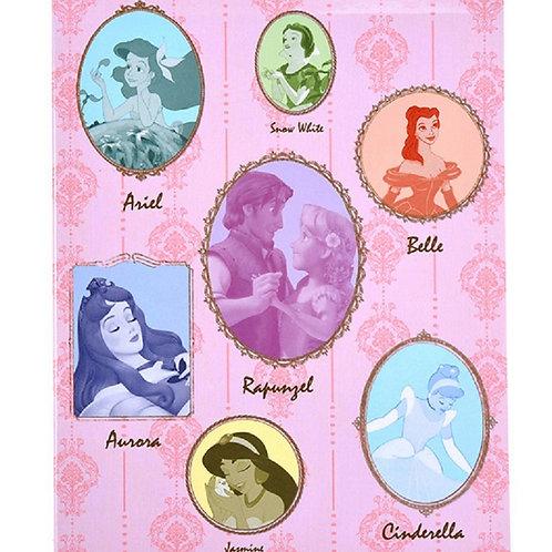 A5 Memo/Sticky Note pad :  Princess diary memo stick pad
