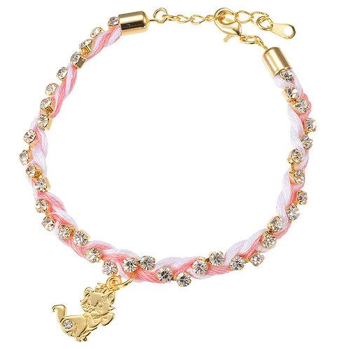 Princess Bracelet Series:Marie embroidery bracelet