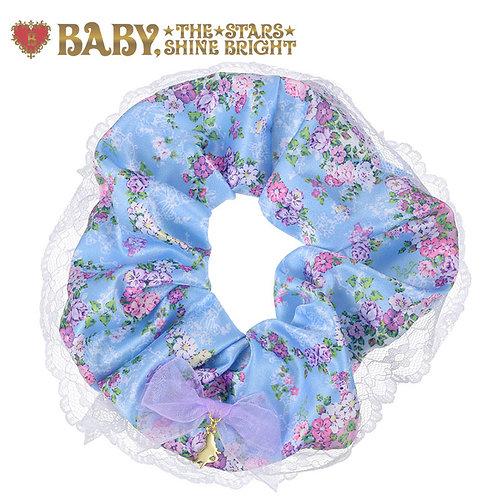 Scrunchie Hair Decoration : Baby the Stars Shine Bright Alice Flower Garden