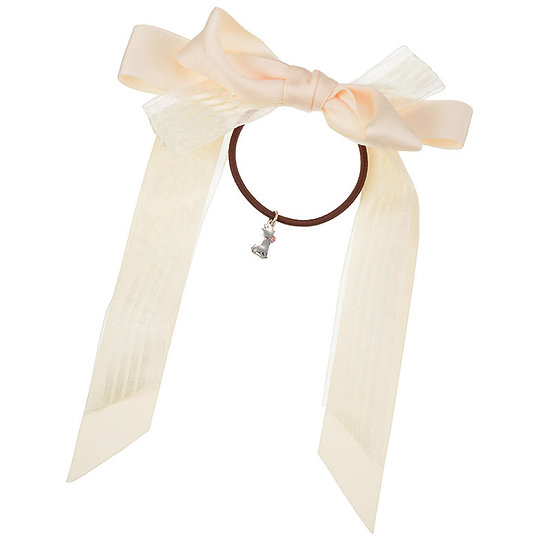 Elastics Decoration Series : Magic Charm Marie Cat Hair Bow Bobbles