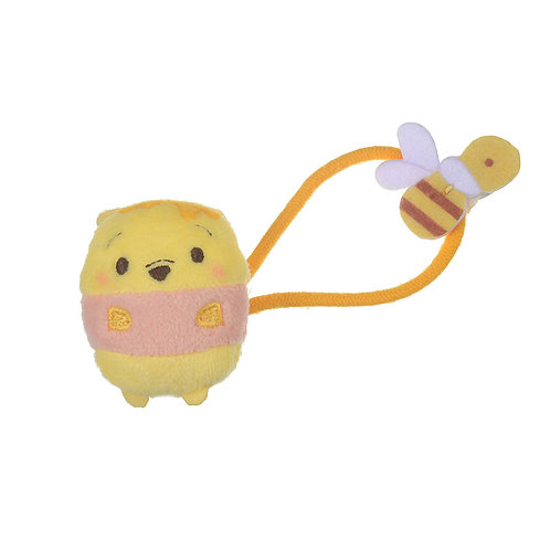 Elastics Decoration Series : Honey Ufufy Winnie The Pooh Hair Bobbles