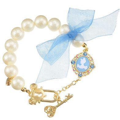 Bracelet Series - Cinderella Key of love Pearl Bracelet
