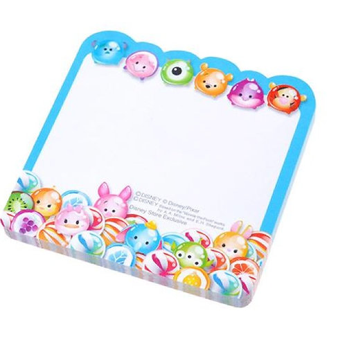 Sticky Pad Series : Tsum Tsum : Candy series Sticky Pad