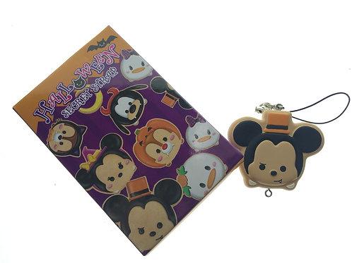 TOY Collection - Secret Strap Halloween Tsum Tsum Cookie Mickey