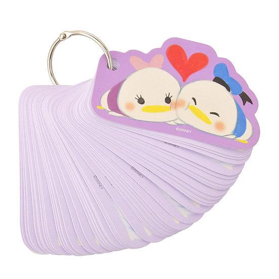 Memo Collection - Tsum Tsum Donald & Daisy Single Note Memo
